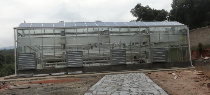 江西农业机械研究所智能温室项目
