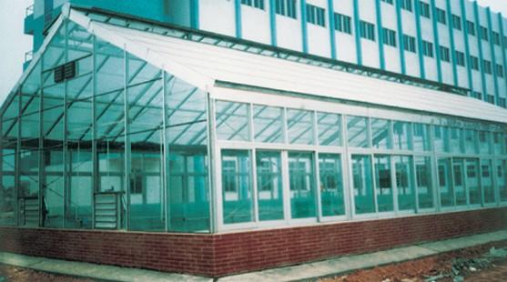 WBR—6型玻璃温室