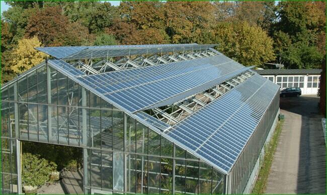 太阳能光伏温室