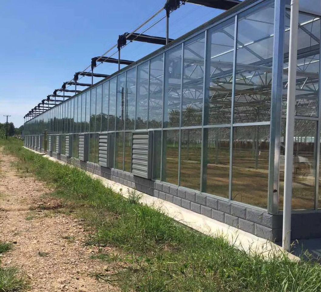 武汉玻璃温室大棚