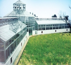 TWB特型玻璃温室
