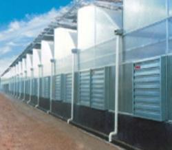 LWSJ-96型锯齿形连栋温室