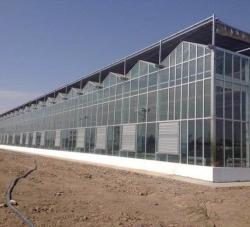 玻璃温室大棚建造