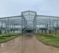 新疆玻璃温室大棚