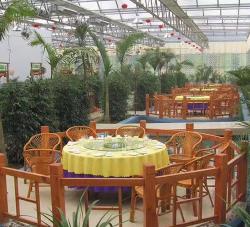 重庆生态餐厅温室